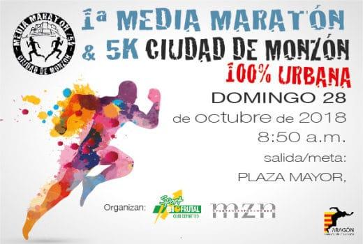 Media Maratón Ciudad de Monzón