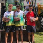 Cuádruple Podio de C.D. Biofrutal Sport en el K.V. EL LITRO 2018